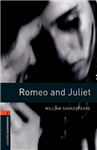 Oxford Bookworms Playscripts Level 2 Romeo and Juliet: Oxford Bookworms Playscripts Stage 2