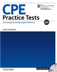 CPE Practice Tests: Practice Tests with Explanatory Key and Audio CDs Pack