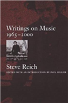 Writings on Music,: 1965-2000