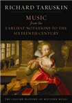 Oxford History of Western Music: Music from the Earliest Not