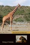 Biology of African Savannahs