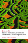 Second Treatise of Government and A Letter Concerning Tolera