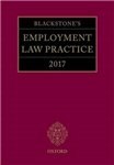 Blackstone's Employment Law Practice 2017