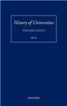 History of Universities: Volume XXIX / 2
