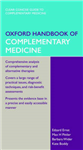 The Oxford Handbook of Complementary Medicine