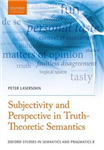 Subjectivity and Perspective in Truth-Theoretic Semantics