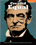 Created Equal: A History of the United States, Volume 1 Plus NEW MyHistoryLab with eText -- Access Card Package