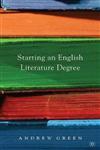 Starting an English Literature Degree