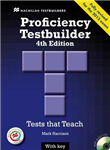 Proficiency Testbuilder 2013 Student's Book with key & MPO P