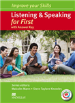 Improve your Skills: Listening & Speaking for First Student'