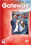 Gateway 2nd edition B2 Student\'s Book Pack