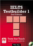IELTS 1 Testbuilder 2nd edition Student's Book with key Pack