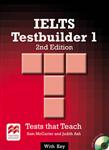 IELTS 1 Testbuilder Pack 2E