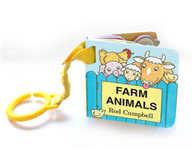 Farm Animals Shaped Buggy Book