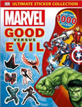 Marvel Good vs Evil Ultimate Sticker Collection