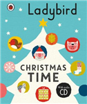 Ladybird Christmas Time: Treasury and Audio CD