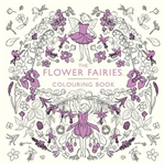 Flower Fairies Colouring Book