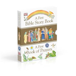 First Bible Story Book and A First Book of Prayers