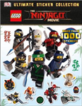 LEGO (R) NINJAGO (R) Movie (TM) Ultimate Sticker Collection
