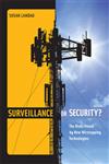 Surveillance or Security?