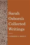 Sarah Osborn's Collected Writings