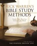 Rick Warren\'s Bible Study Methods: Twelve Ways You Can Unlock God\'s Word