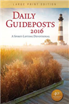 Daily Guideposts: A Spirit-Lifting Devotional: 2016