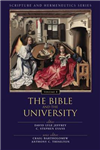 Bible and the University