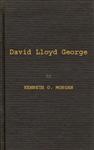 David Lloyd George: Welsh Radical as World Statesman