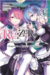 Re:ZERO -Starting Life in Another World-, Chapter 2: A Week at the Mansion, Vol. 1 (manga)