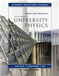 University Physics: v. 1, Chapters 1-20: Student Solutions Manual