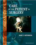 Alexander\'s Care of the Patient in Surgery