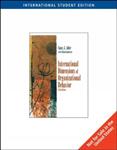 International Dimensions of Organizational Behavior, International Edition