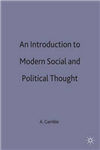 An Introduction to Modern Social and Political Thought