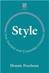 Style: Text Analysis and Linguistic Criticism