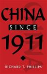 China since 1911