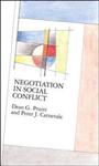 Negotiation In Social Conflict