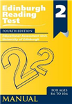 Edinburgh Reading Test (ERT) 2 Manual: A Series of Diagnostic Teaching AIDS