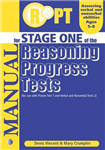 Reasoning Progress Tests