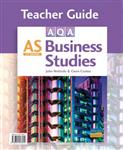 AQA AS Business Studies: Teacher Guide