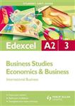 Edexcel A2 Business/Economics and Business: International Business: Unit 3