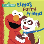 Elmo's Furry Friend