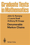 Denumerable Markov Chains: with a chapter of Markov Random Fields by David Griffeath