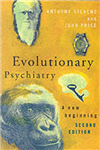 Evolutionary Psychiatry: A New Beginning