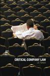 Critical Company Law