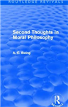 Second Thoughts in Moral Philosophy