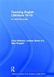 Teaching English Literature 16-19: An Essential Guide