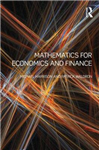 Mathematics for Economics and Finance