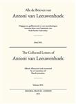 The Collected Letters of Antoni Van Leeuwenhoek - Volume 16