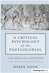 Critical Psychology of the Postcolonial